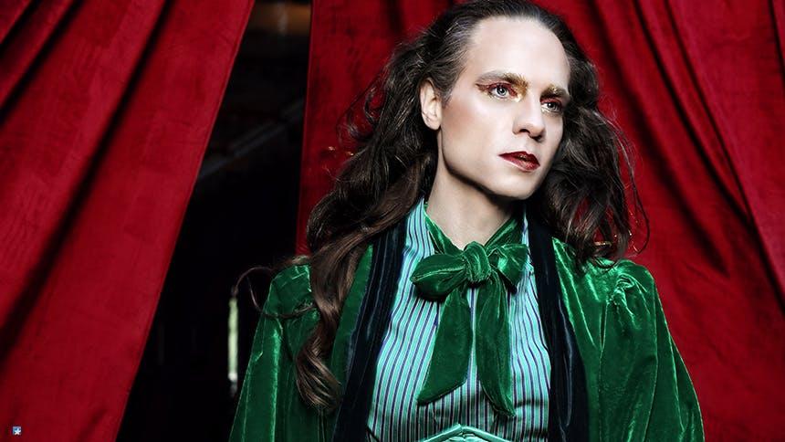 Spotlight on Broadway Celebrates Oz: Jordan Roth as The Wiz…