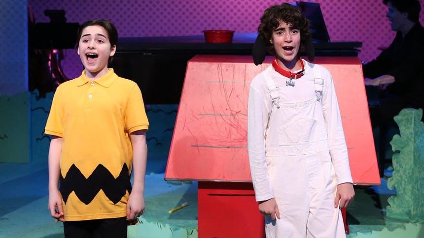Dynamic Duo: Charlie Brown & Snoopy, Joshua Colley & Aida...
