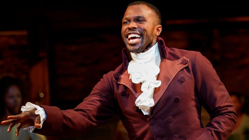 Hot Clip of the Day: Dear Joshua Henry, This Hamilton Cover…