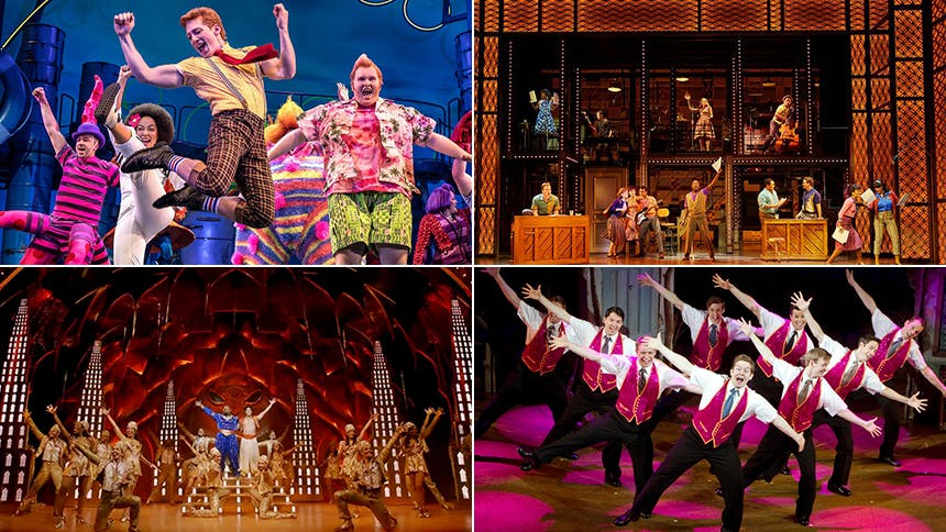 10 of Broadway's Most Joyful, Fun Musical Numbers RN