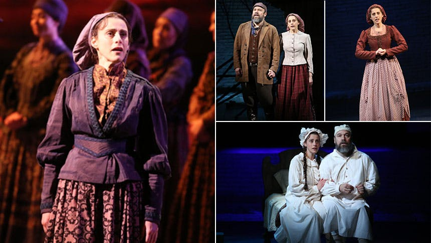 Five Burning Questions with Fiddler on the Roof Star Judy...