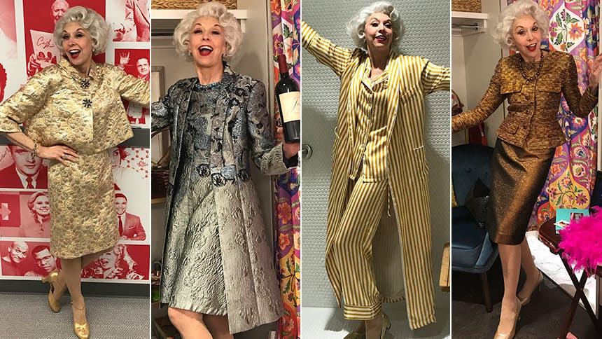 Tootsie Star Julie Halston Shows Off All Her Fabulous, Ri...
