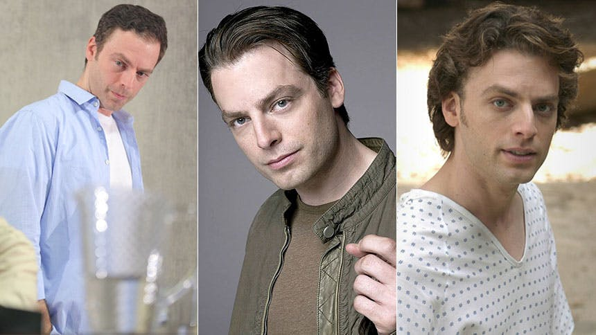 The Invisible Hand Star Justin Kirk Reflects On Angels