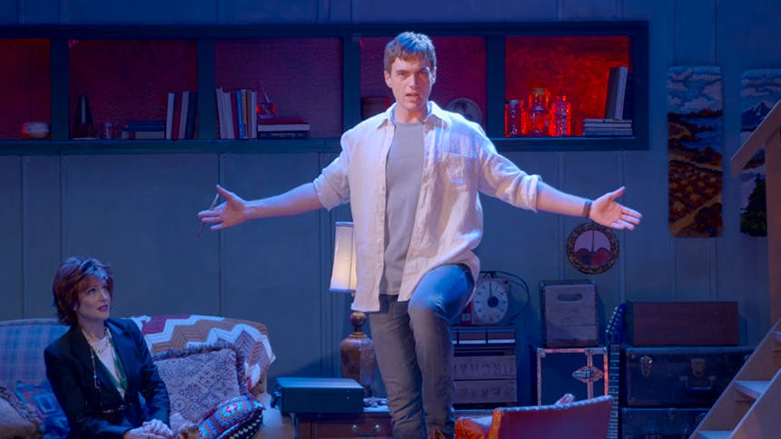 "Exclusive! Watch Justin Matthew Sargent Perform ""Framed"" ..."
