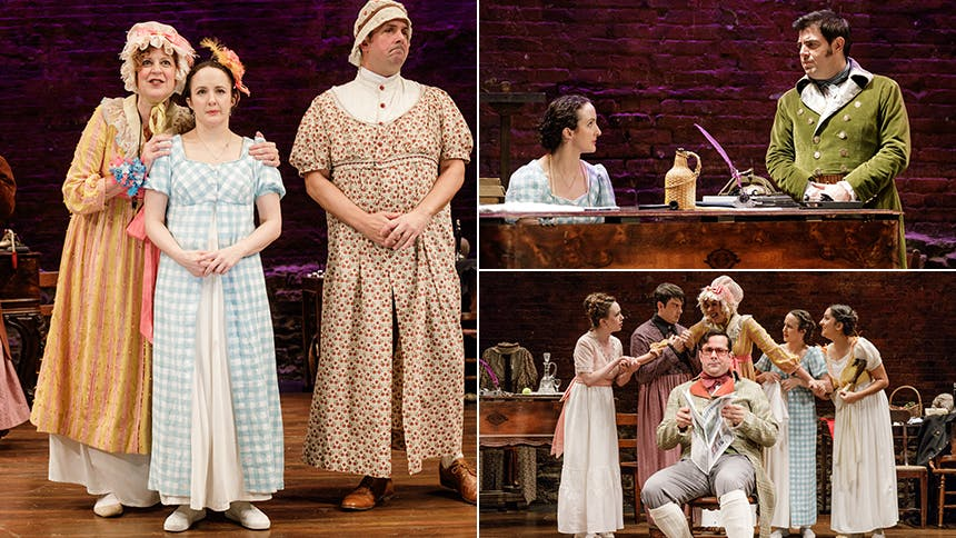 Five Burning Questions with Pride and Prejudice Star & Crea…