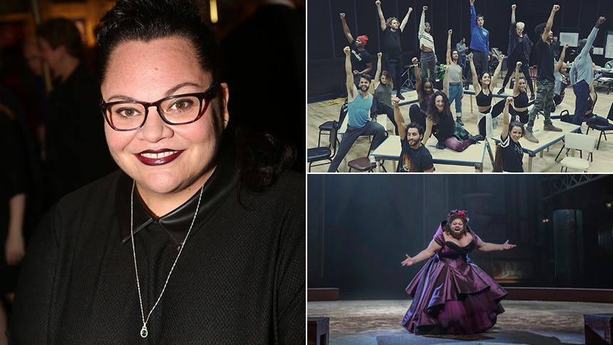 """Keala Settle Takes on Seven Questions About Rent Live!, """"Th…"""