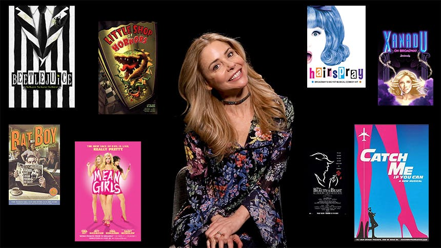 Kerry Butler Has the Best Mishaps & Memories Stories From...