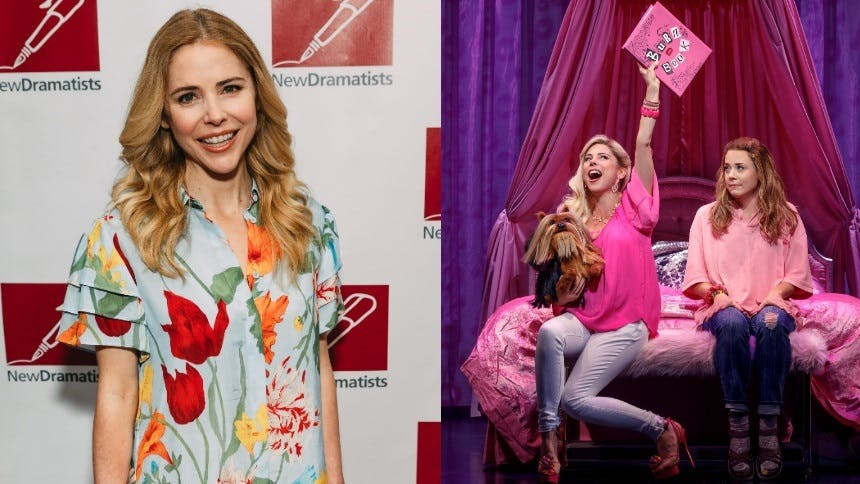 """She's """"A Cool Mom""""! 8 Lovely Videos of Kerry Butler, The Or…"""