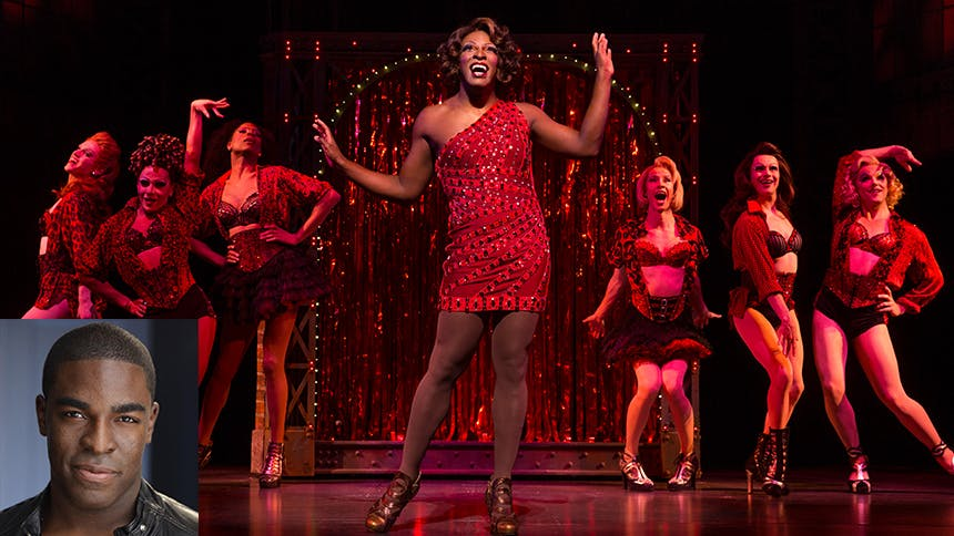 Five Burning Questions with Kinky Boots' New Lola, Kyle T...