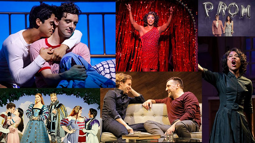 For National Coming Out Day: Six LGBT Plays & Musicals to