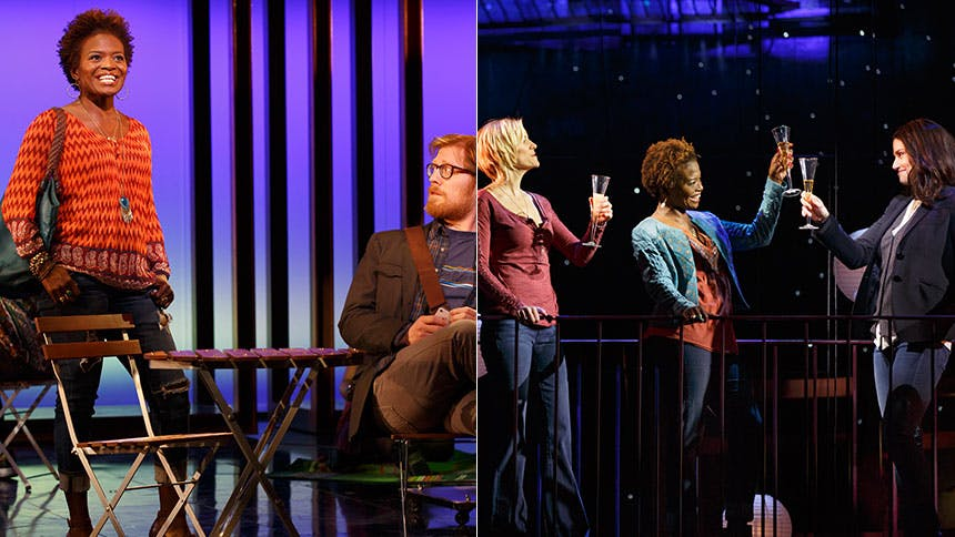 Five Burning Questions with Tony Winner and If/Then Star ...