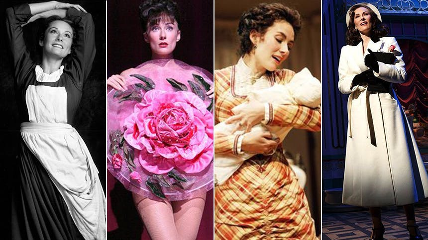 #TBT: The Stage Career of Meteor Shower Star & Tony Winner …