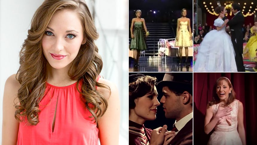 Tony Nominee Laura Osnes Shares the Secrets Behind Five Epi…