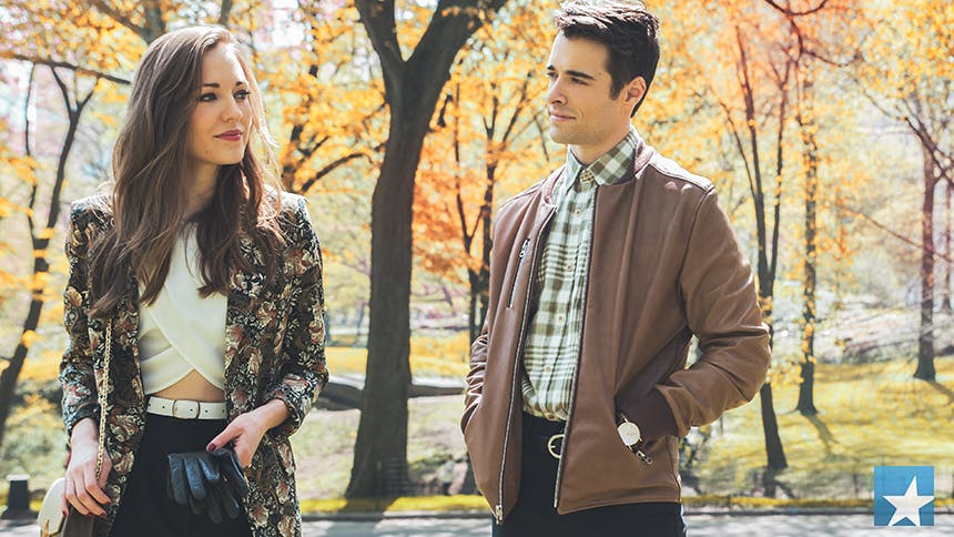 Bandstand Stars Laura Osnes & Corey Cott Give Us A  Fresh T…