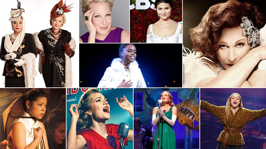 Let's Talk About the Leading Ladies of This Broadway Season