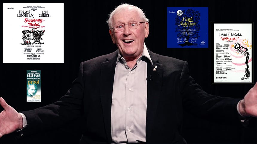 Len Cariou Reveals Fascinating Backstage Stories & Onstag...