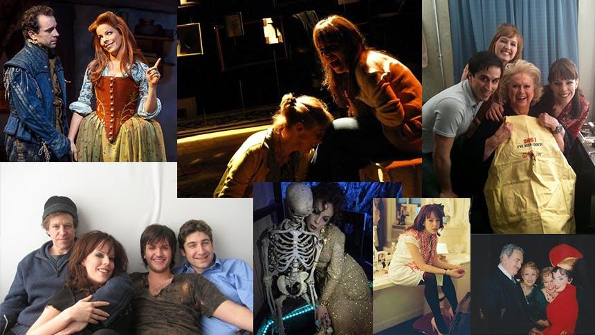 Leslie Kritzer's Broadway Scrapbook: Something Rotten!, F...