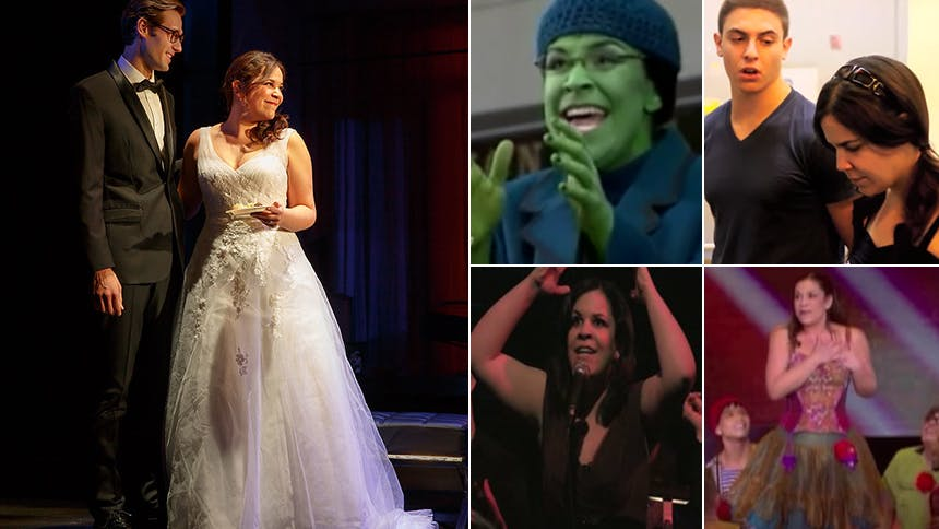 Significant Other Star Lindsay Mendez Offers a Hilarious Lo…