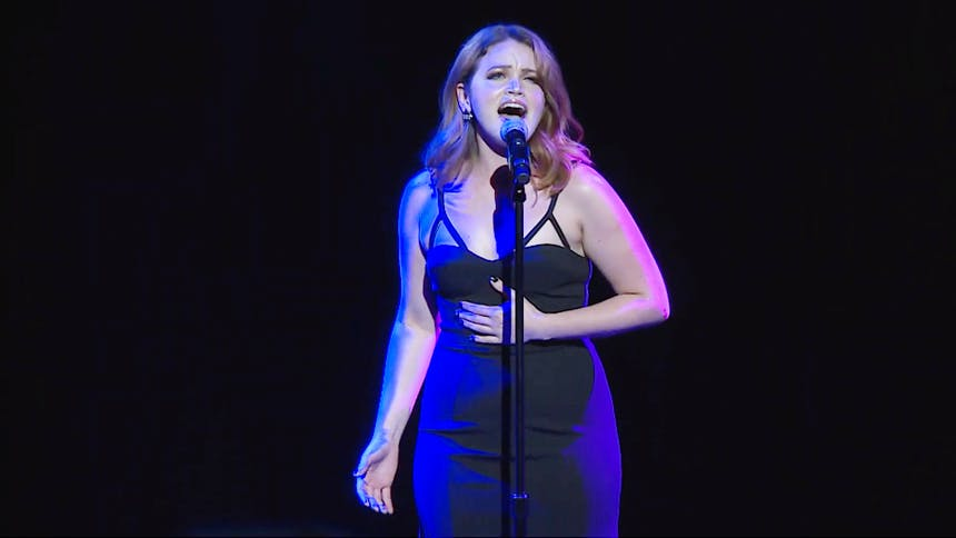 13 Videos of Glee Alum and Broadway's New Elphaba, Wicked S…
