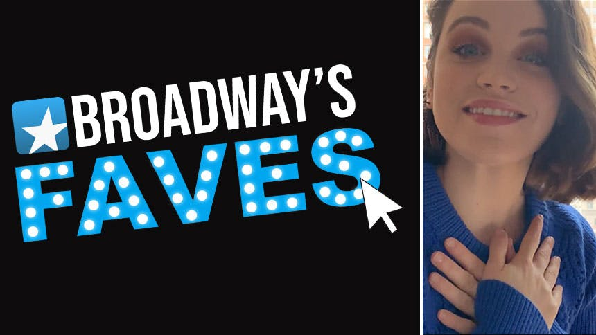 Broadway's Faves: Wicked Star Lindsay Pearce Explains Why S…