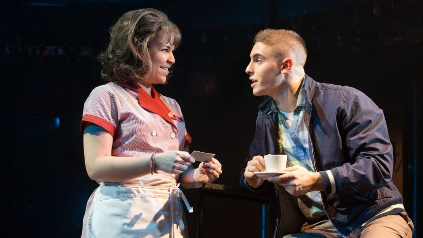 """Hot Clip of the Day: """"Pretty Funny"""" Lindsay Mendez Delivers…"""