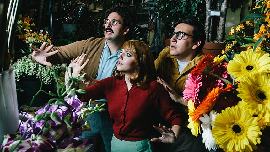 Get a First Look at NYU Tisch New Theatre Production of L...