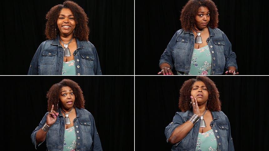 Monologue Spotlight:  Watch Liz Mikel Perform Her Hilario...