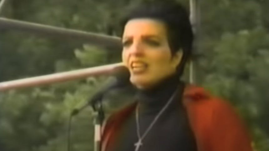 Hot Clip of the Day: Liza Minnelli Sings for Stonewall 25