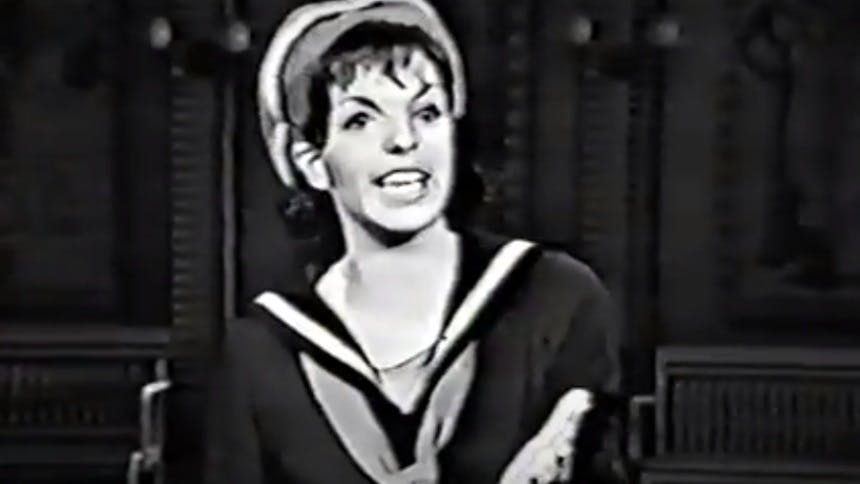 "Hot Clip of the Day: ""Sing Happy"" with Liza Minnelli's Broa…"
