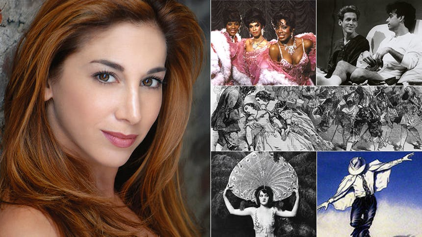 Broadway Time Machine: Waitress Choreographer Lorin Latar...