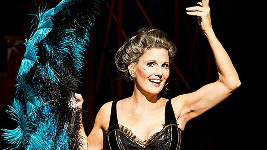 We Love Lucie! 5 Fantastic Quotes From Pippin Star Lucie Ar…