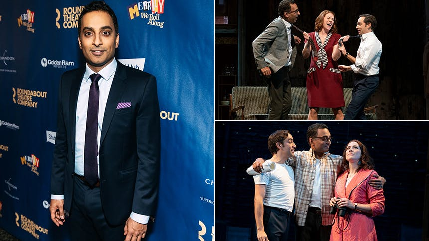 Five Burning Questions with Merrily We Roll Along Star Ma...