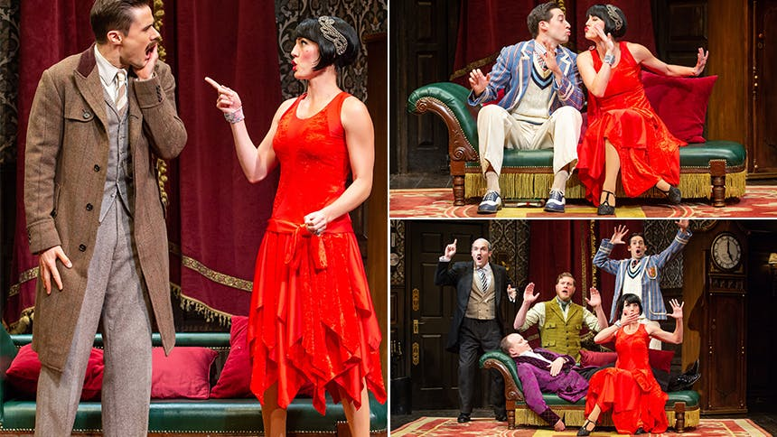 Five Burning Questions with The Play That Goes Wrong Star...