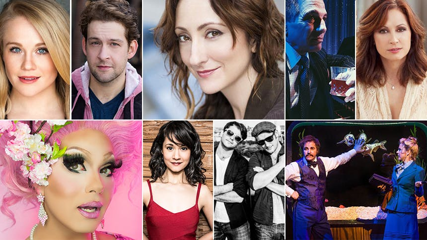 YouTube Calendar: What's Coming to Feinstein's/54 Below i...
