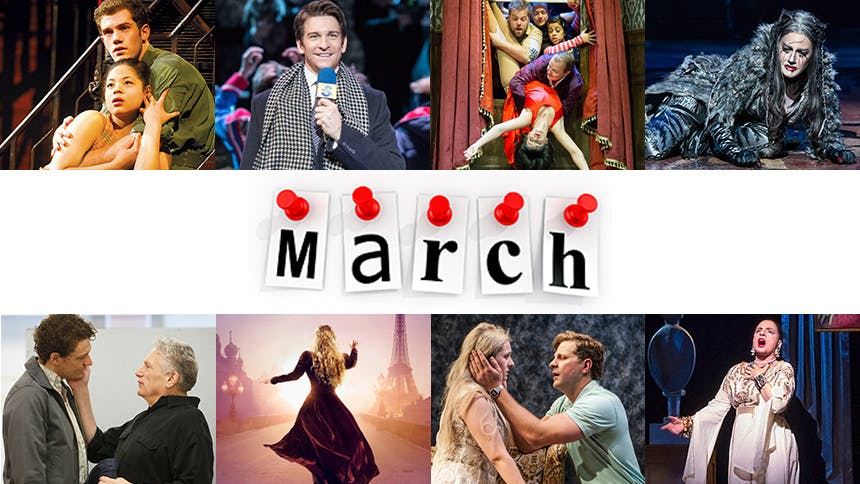 March Editor's Picks: 10 Plays & Musicals You Can't-Miss in…