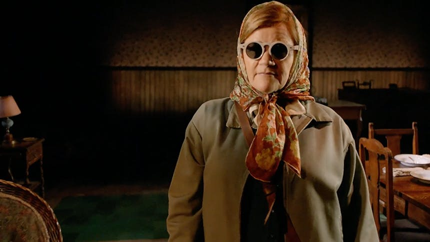 This Mare Winningham GIF from Broadway's Girl From The No...