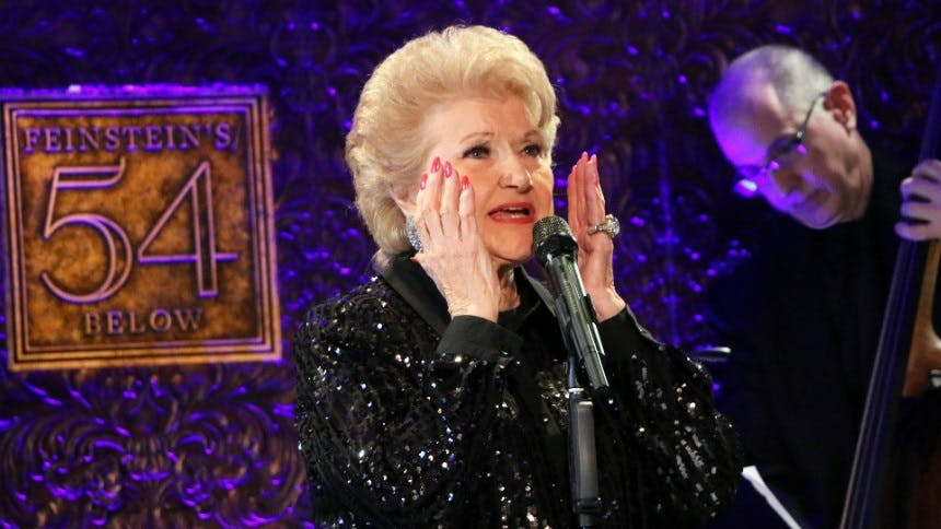 8 Swingin' Broadway Standards from Cabaret Legend Marilyn M…