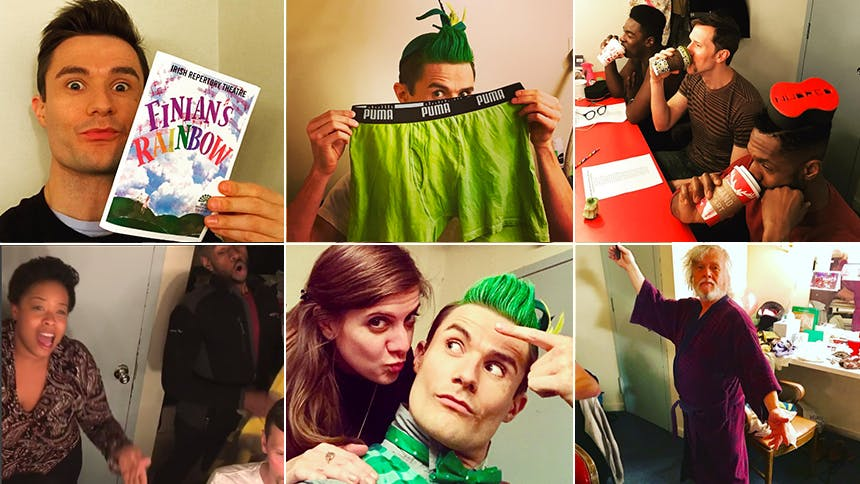 Insta Roundup! Mark Evans Takes Fans Behind the Scenes at...