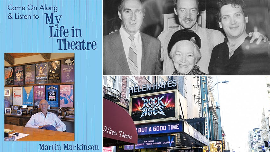 Five Burning Questions with Tony Award-Winning Producer & A…