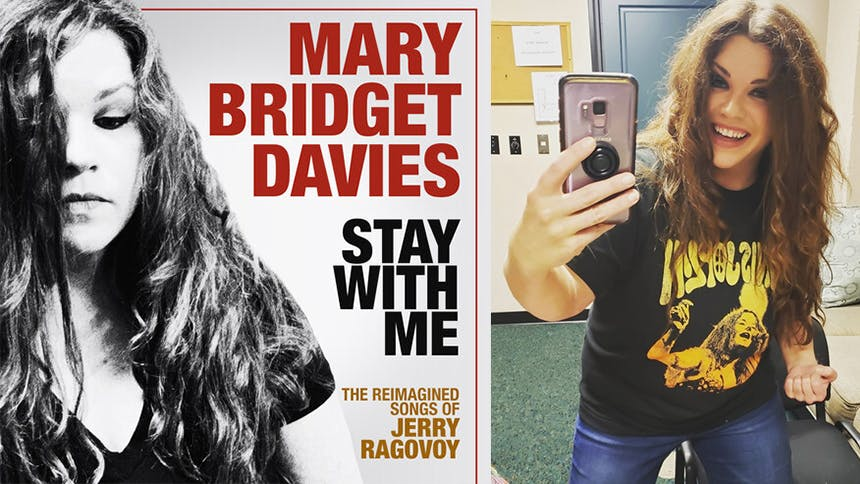 "Check Out Mary Bridget Davies' Debut Single ""The Right of W…"