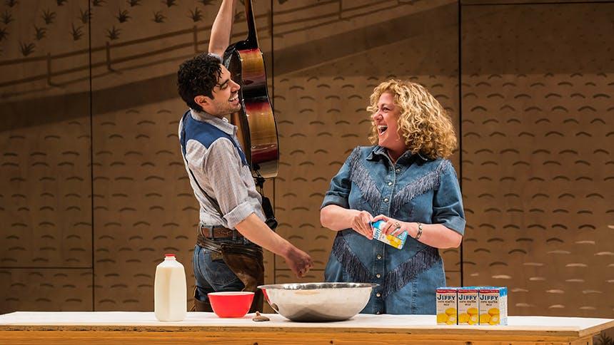 Five Burning Questions with Oklahoma! Tony Award Nominee ...