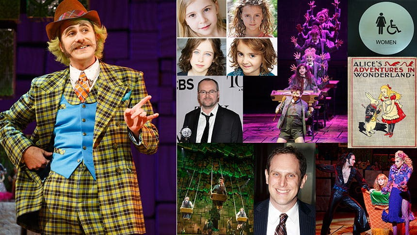 Matt Harrington Shares 10 Super Cool Secrets About Broadway…