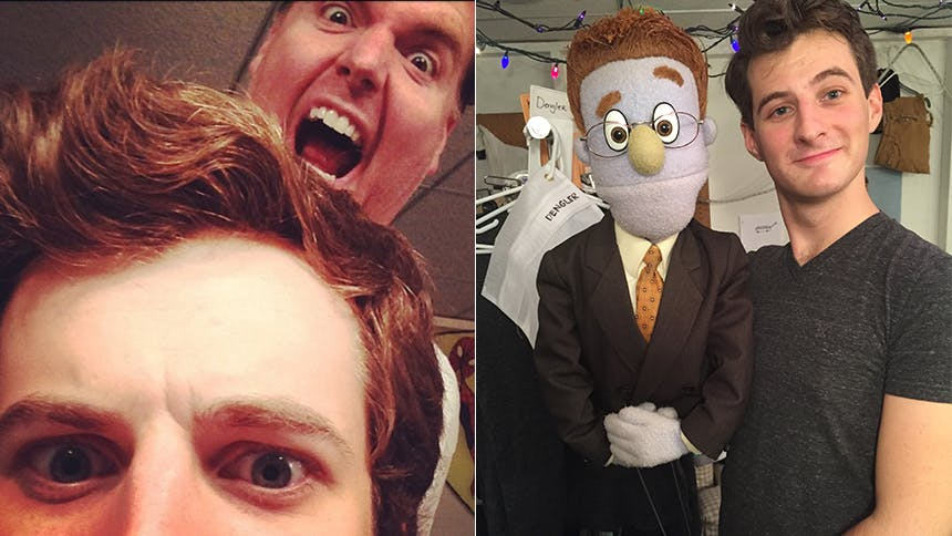 Introduce Your Self(ie): 10 Questions with Avenue Q's New...