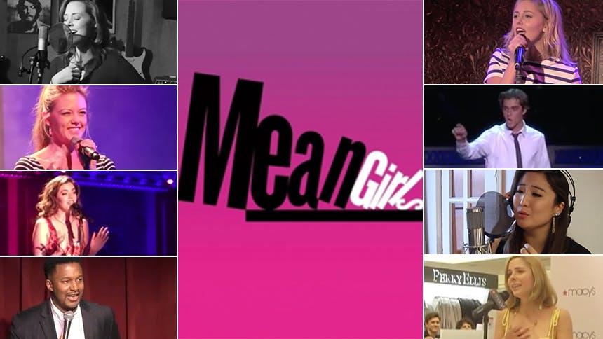 Watch Mean Girls The Musical Stars In Action | The Daily Scoop