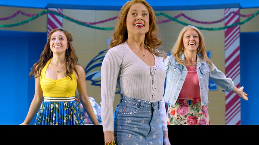 So Fetch! This New Mean Girls on Broadway Footage Is Seri...