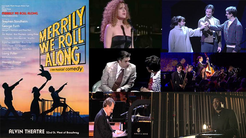 Stephen Sondheim & George Furth's Merrily We Roll Along: The YouTube