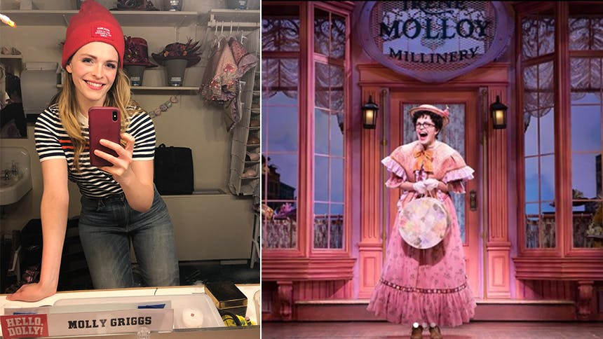 Introduce Yourself(ie): 10 Questions with Hello, Dolly! S...