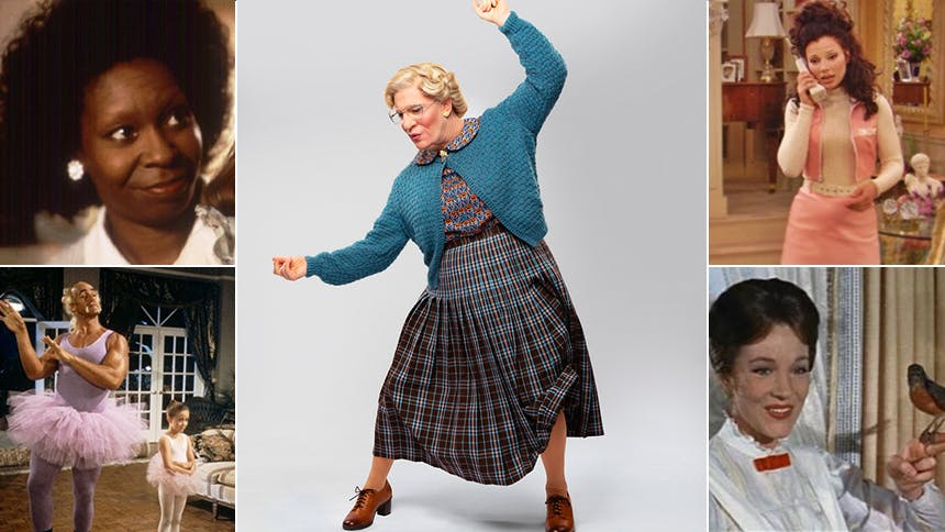 Mrs. Doubtfire & 20 Other Notable Nannies in Pop Culture
