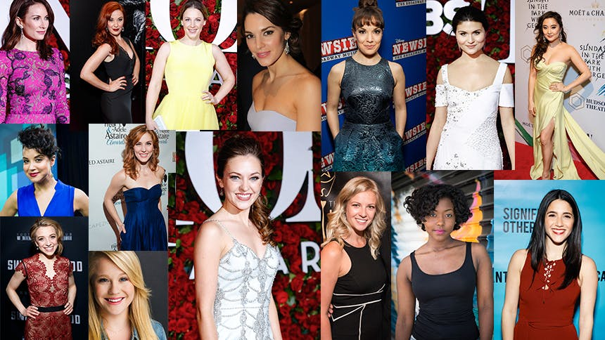 15 Broadway Leading Ladies We'd Love to See Play Eliza Do...