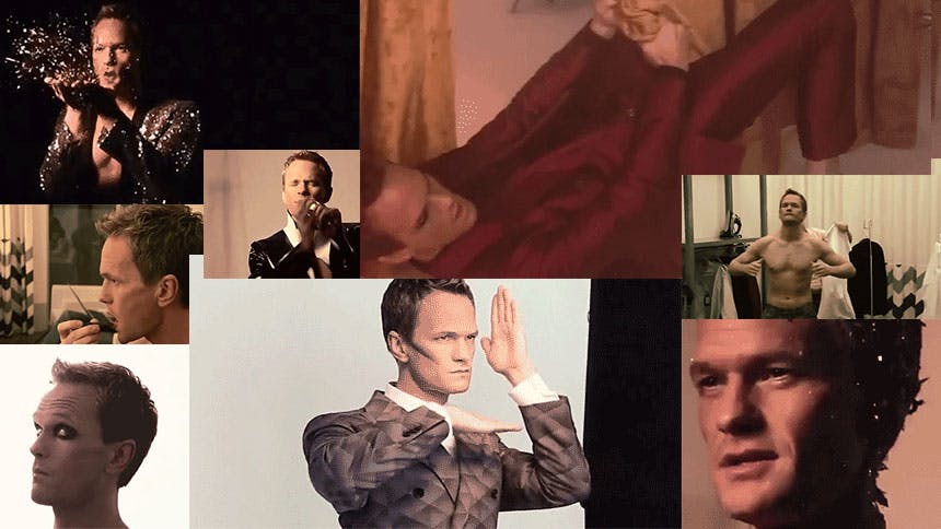 Hedwig Is Coming! 10 GIFS of Neil Patrick Harris Getting...